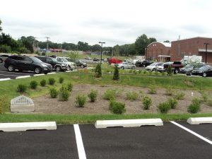 Mt. Pleasant Parking Lot