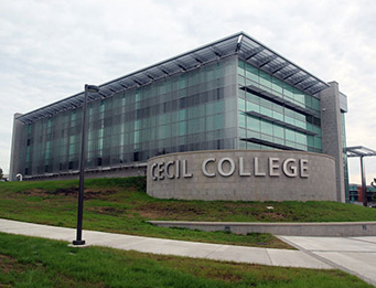 Cecil College Math and Engineering