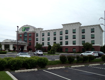 Holiday Inn Express Newark