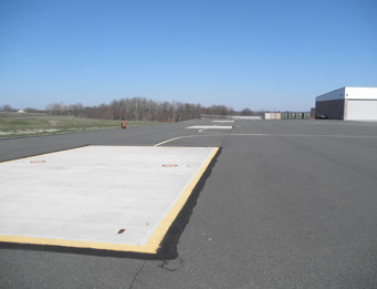 AASF Helicopter Helipads