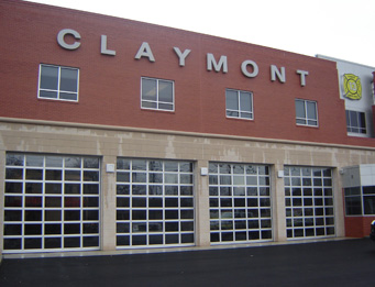 Claymont Fire Station