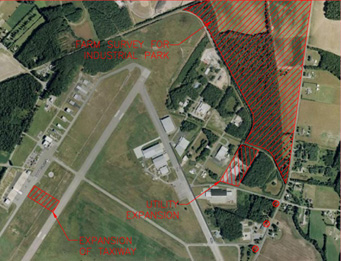 Delaware Coastal Airport Industrial Park