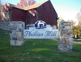Historic Village of Phillip's Mill