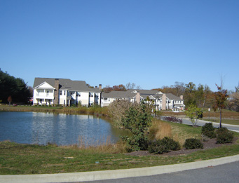 The Green & The Village of Twin Lakes