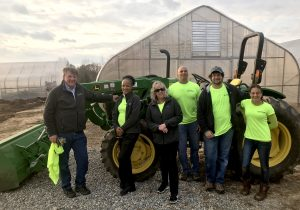 Landmark Staff at FBD Farm