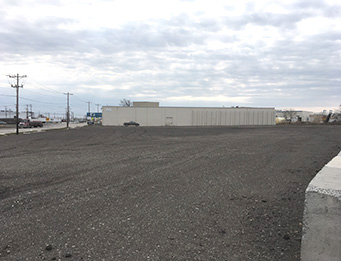 Terminal Avenue Capped Site